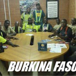 Training In Burkina Faso